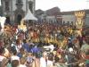 Multidão acompanha o Frevo no Patio de São Pedro