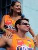 Monica Carvalho e o Namorado curtindo Olinda