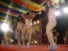 Garotas candidatas a Rainha do Baile