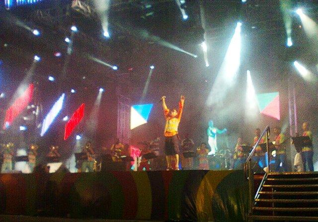 Maestro Forró anima o Carnaval de Salgueiro