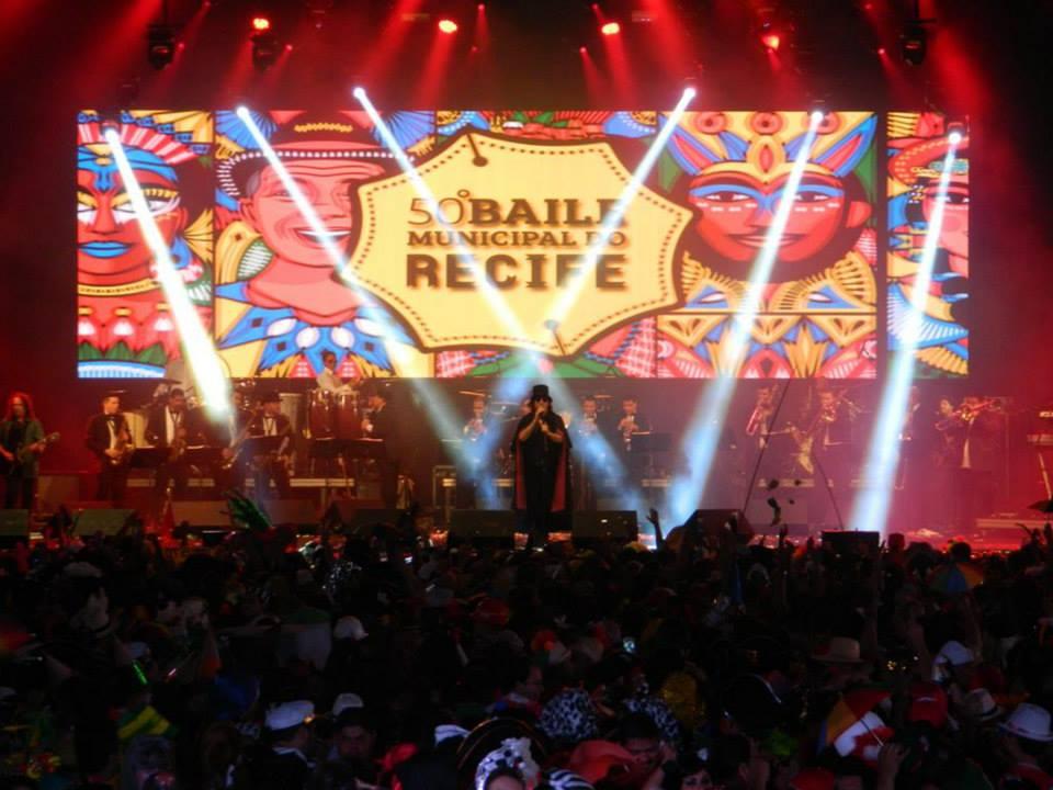 Sucesso Total!! 50º Baile Municipal do Recife foi um dos melhores da História.