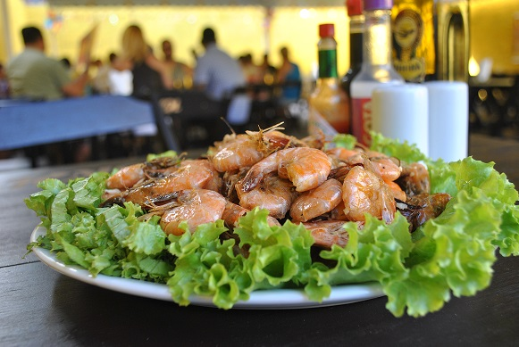 Espaço gastronômico leva massas e comidas regionais para Olinda
