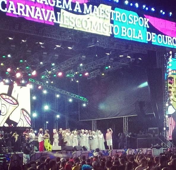 Spok Abre oficialmente o Carnaval do Recife Com Show Memorável com vários convidados.