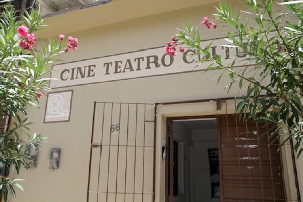 Cine Jardim - Cine Teatro Cultura