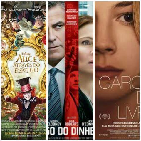 Estreias do Cinema: 26 de maio