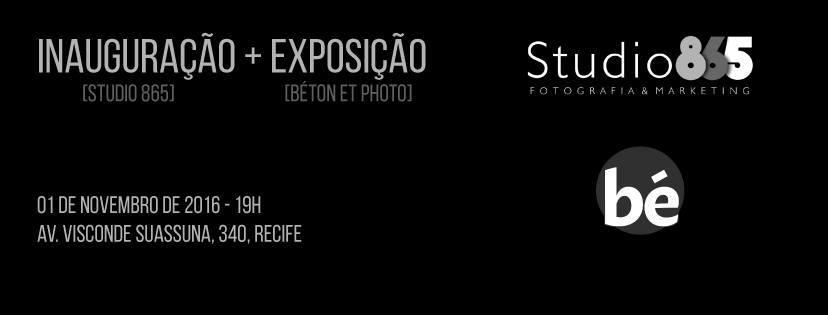 01/11/: Studio 865 inaugura novo espaço com exposição inédita no Recife