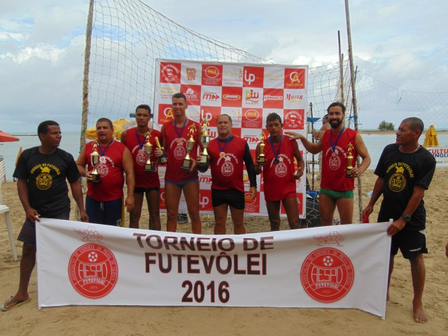 Campeonato de Futevôlei movimentou as areias de Olinda nesse Final de Semana.
