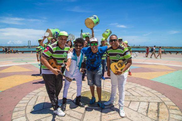 Abertura do Verão da Ilha de Itamaracá, conta com a Banda Patusco!