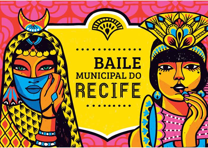 Baile Municipal do Recife, Olinda Beer e Virgens dos Bairros comandam as opções da folia desse final de semana.