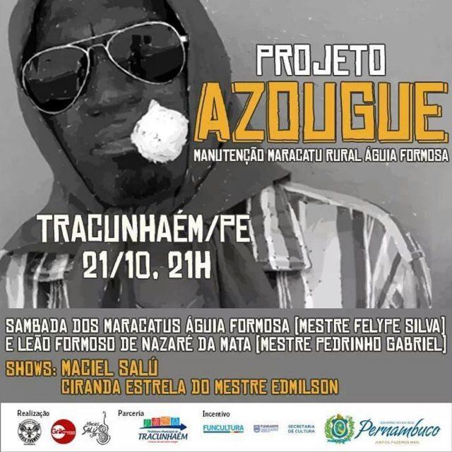 Prximo domingo o projeto Azougue esta de volta pra animarhellip