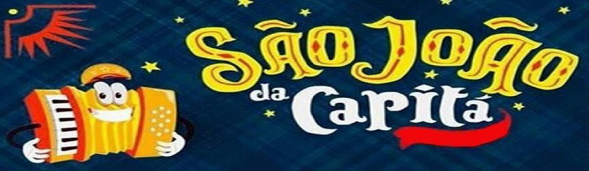 São João da Capitá 2017 – Programação