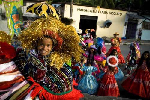 Carnaval mesclado na Casa da Rabeca nos dias 11 e 12 de fevereiro!