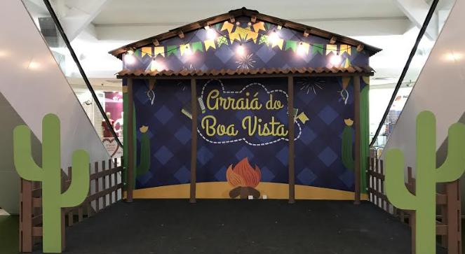 São João do Shopping Boa Vista 2018