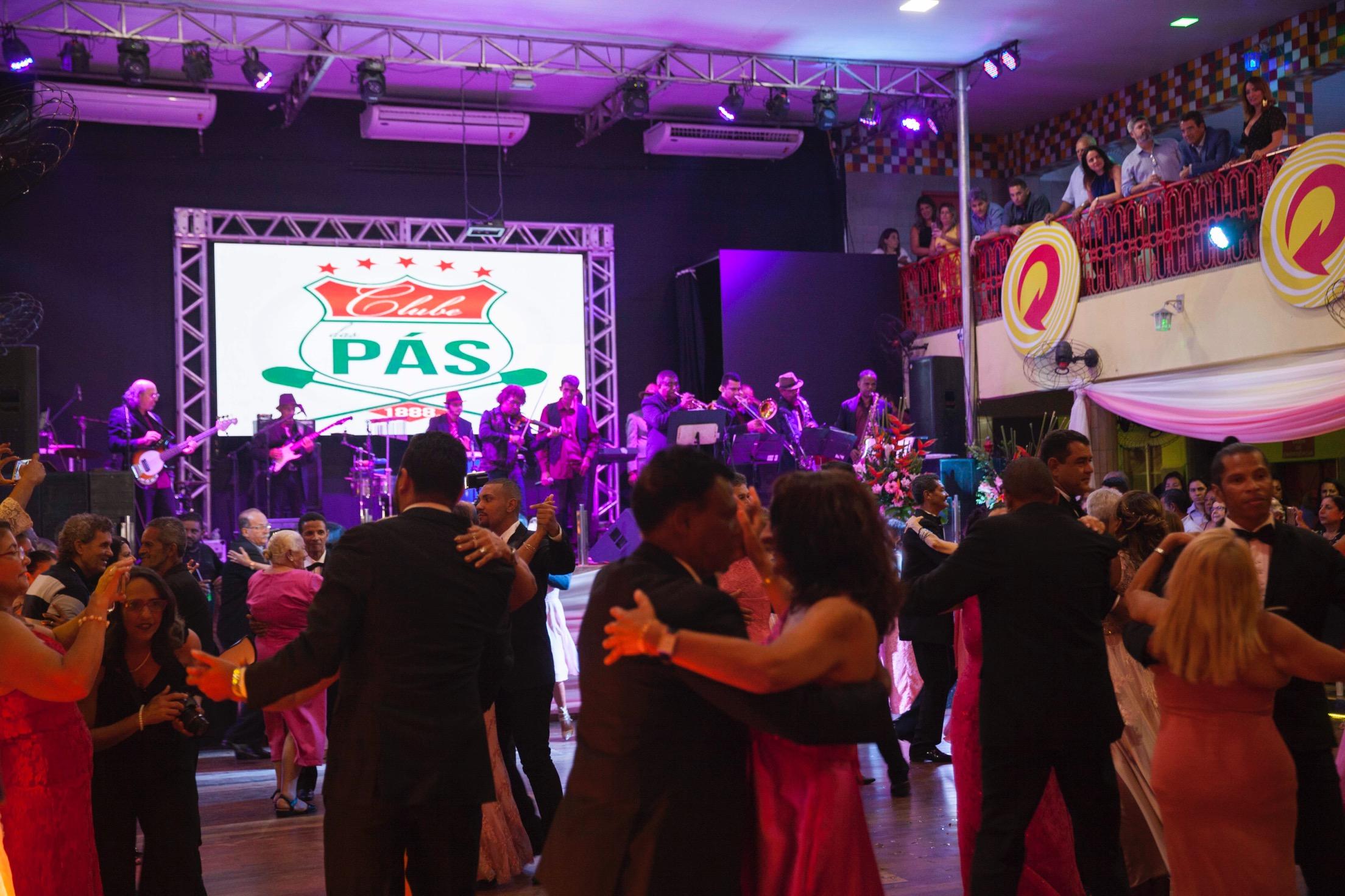 Banda Buscapé anima arraial junino, hoje no Clube das Pás