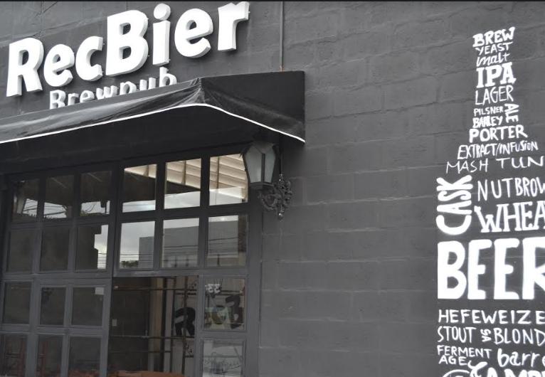 RecBier BrewPub abre as portas ao público Pernambucano Hoje dia 15 de junho.