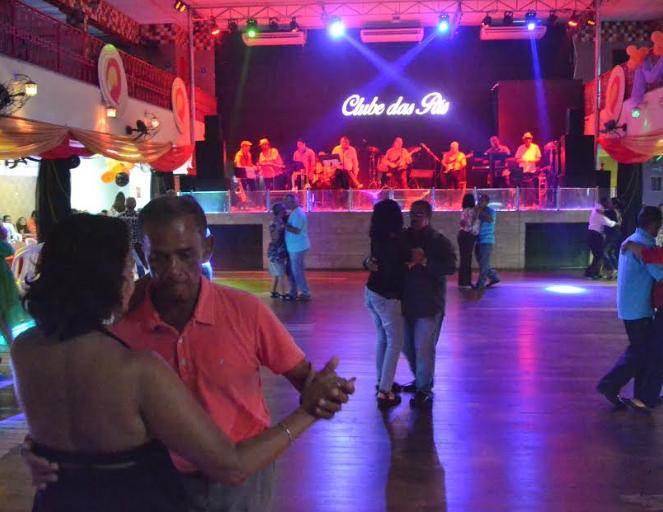 Feriado com programação especial no Clube das Pás, de sexta (07) a domingo (09).