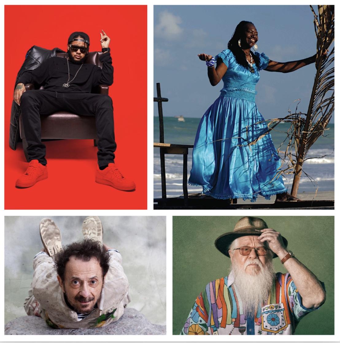 Faltam 12 dias para MIMO Festival em Olinda. De 23 a 25 de novembro.