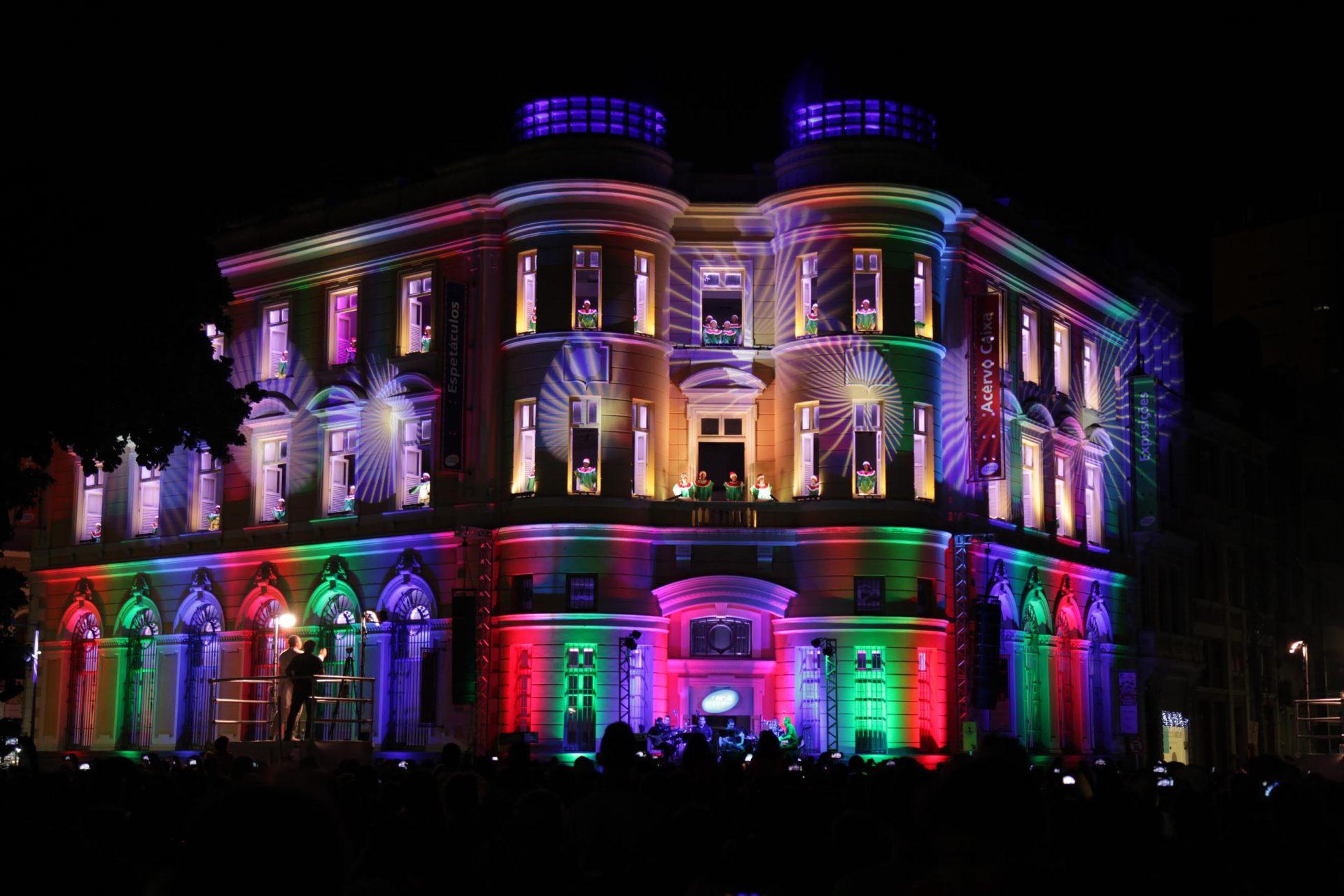 Nesta sexta-feira (30), o Espetáculo Caixa de Natal recebe homenagem em Reunião Solene, na Câmara Municipal do Recife.