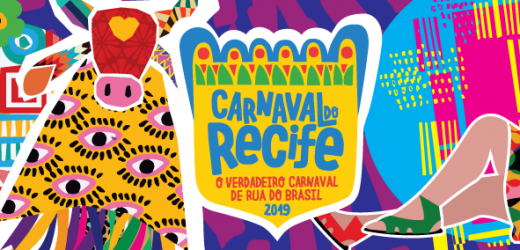 Programação de Pré-Carnaval do Recife 2019.