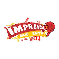 Baile Imprensa Que Entra 2019 – Prévia será dia 09 de fevereiro, no Cabanga Iate Clube