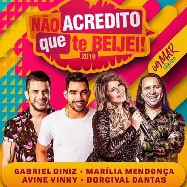 Marília Mendonça entre as novidades do Não Acredito que Te Beijei 2019
