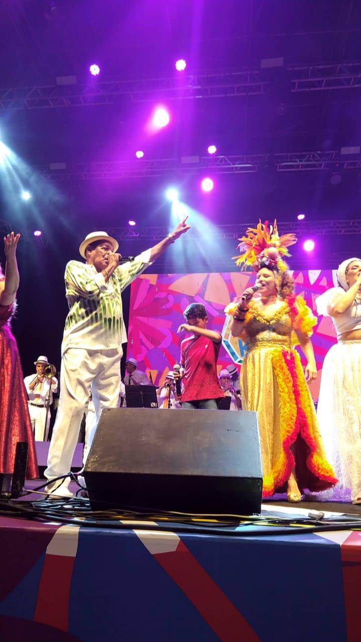 Galeria de Fotos – 55º Baile Municipal do Recife