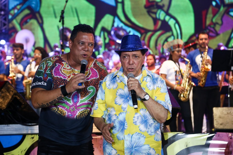 Claudionor Germano comera 70 anos de carreira no Clube das Pás, neste Sábado 16/02.