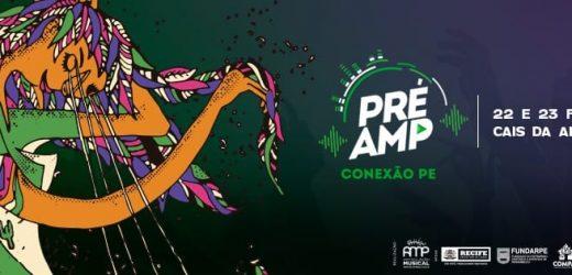 XV Festival Pré-Amp, acontece nos dias 22 e 23 de fevereiro.