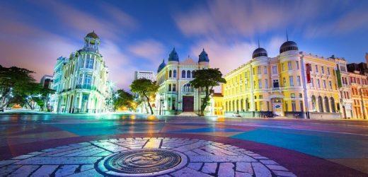 Festividades para comemoração dos 482 anos da Cidade do Recife acontecem de 12-17 de março.
