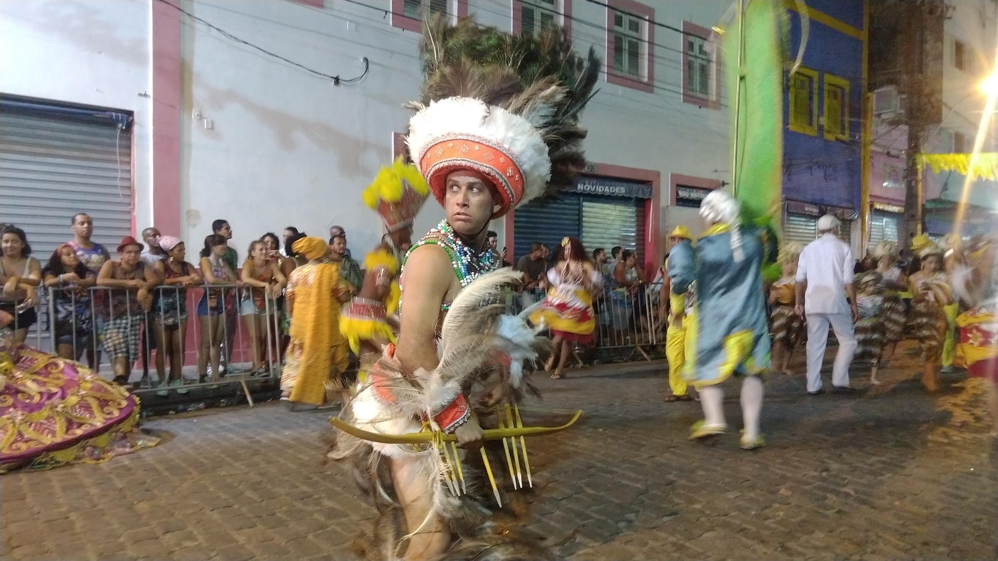 RECIFE- Escolas de Samba e Noite dos Tambores – Carnaval 2019