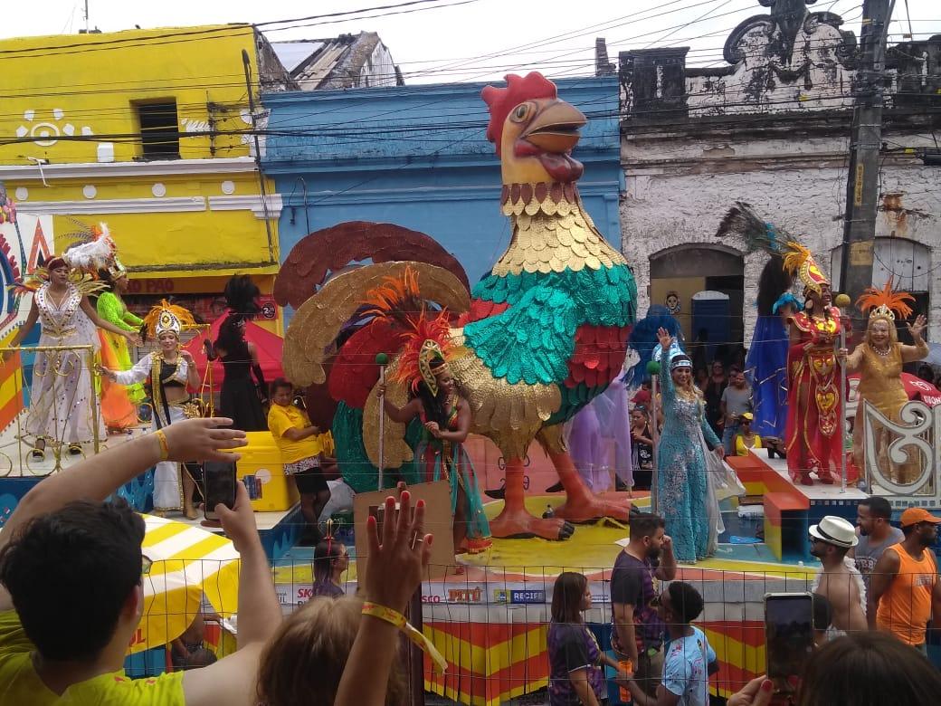 Fotos carnaval 2019: Galo da Madrugada