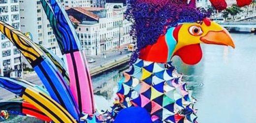 Sábado de Carnaval a festa é do Galo da Madrugada.