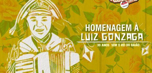 No sábado dia 08/06 Luiz Gonzaga é o grande homenageado do Imprensa no Forró 2019