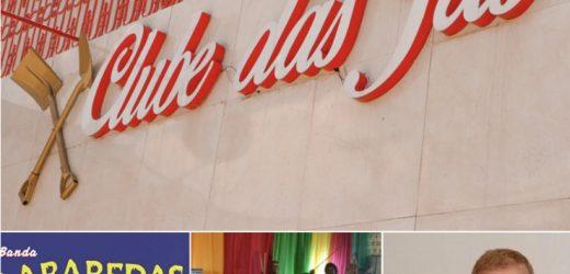 Sexta 27/12 Banda Labaredas e Conde Só Brega no Réveillon do Clube das Pás Shows começam a partir das 17h.
