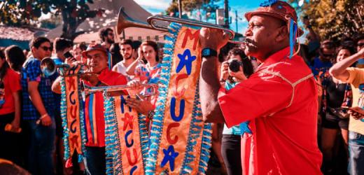 Carnaval 2020: Macuca lança camisa da prévia com agito em Olinda. Festa gratuita acontece no dia 21 de dezembro, com apresentação da Orquestra do Maestro Oséas.