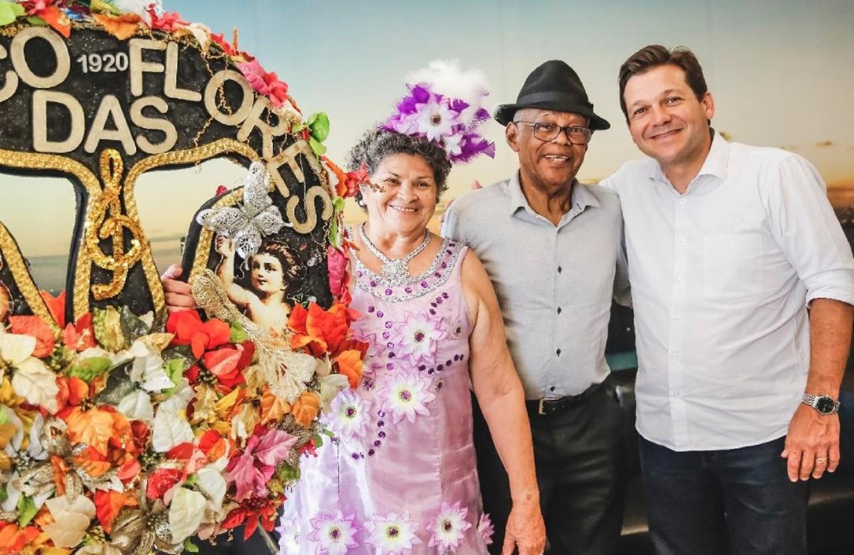 Revelados os Homenageados do Carnaval do Recife 2020. O Bloco das Flores e o Maestro Edson Rodrigues serão os destaqes do Carnaval Recife deste ano!