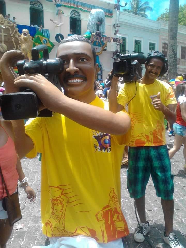 29/02: Bloco Filma Nois festeja Pós-carnaval no Clube das Pás