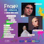29/02: Festa Fecho leva maratona musical carnavalesca para a Praça do Arsenal e Espaço Cultural Sinspire.