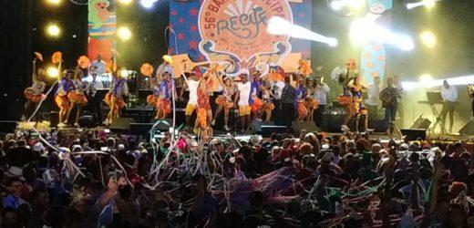 Baile Municipal do Recife 2020 foi repleto de Alegria e Cores
