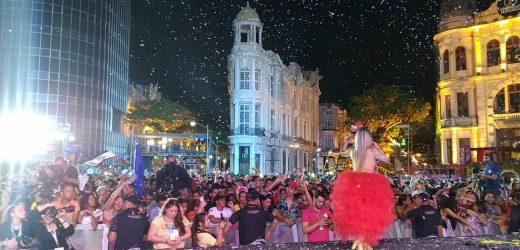 Abertura do Carnaval do Recife 2020 – Circo, cores e muito Brega!