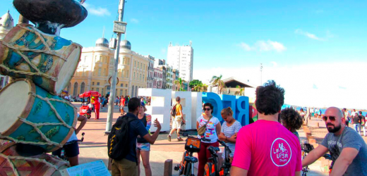 Bike tour, Recife dos Carnavais, acontece neste sábado (15) no Paço do Frevo, Praça do Arsenal