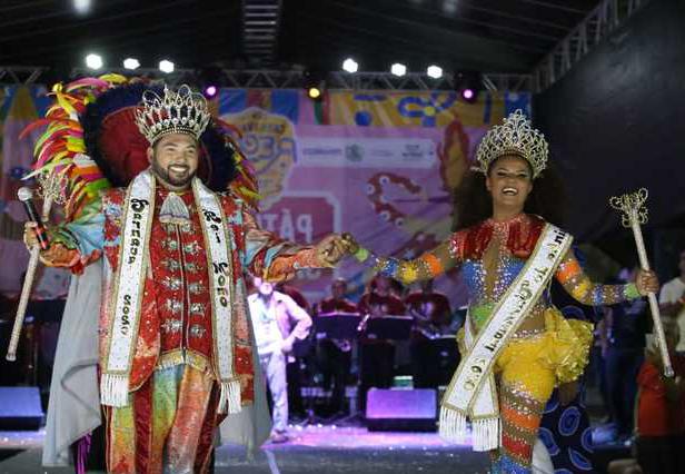 Conheça o Rei e a Rainha do Carnaval do Recife 2020.