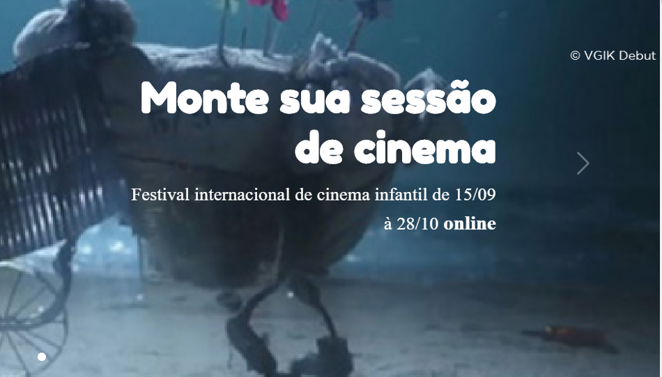 Takorama Festival com animações infantis online e gratuito até o dia 28/10