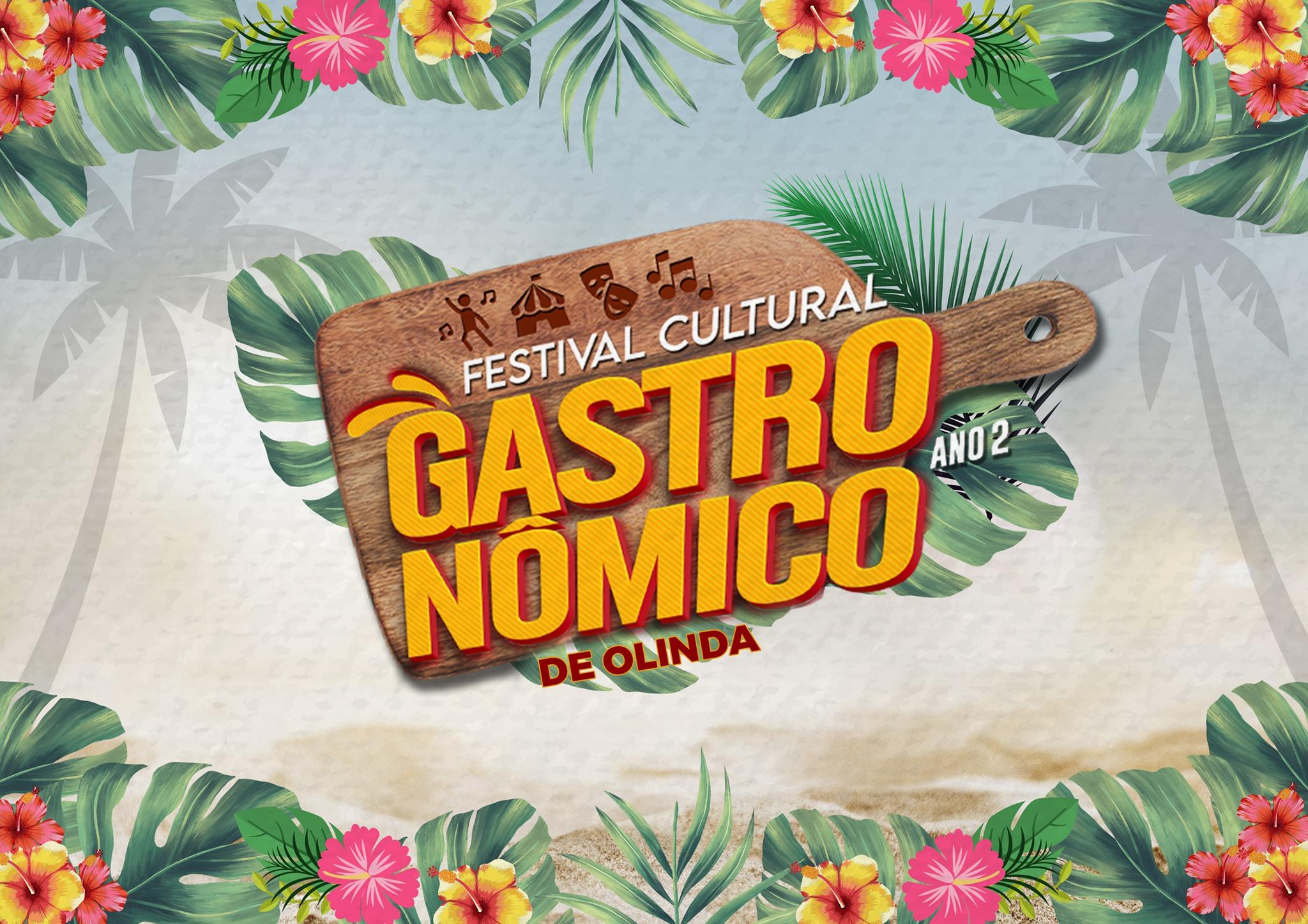 Festival Cultural Gastronômico de Olinda chega a sua 2ª edição propondo uma imersão digital nos sabores da cultura pernambucana