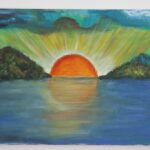 20/10: Obras de arte são leiloadas no Cabo para ajudar artistas locais.